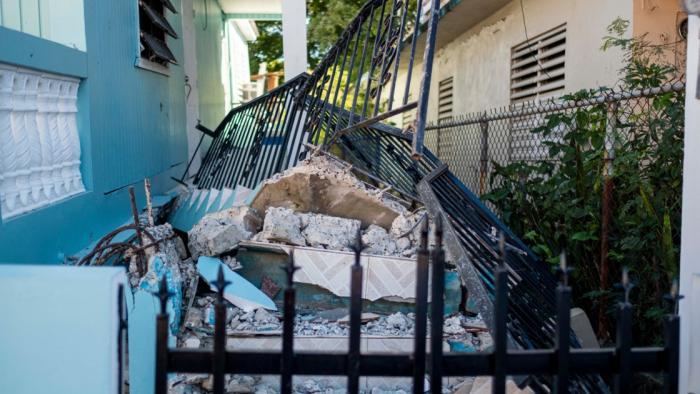 Porto Rico : État d'urgence déclaré