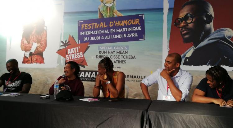 "Le festival ""Anti Stress"""